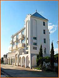 База отдыха Оpлиное Гнездо, г. Севастополь